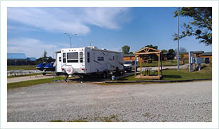 Great family camping in Oklahoma at our beautiful family campground at Lake Eufaula